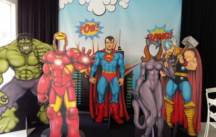 Festa Temática – Super Heróis