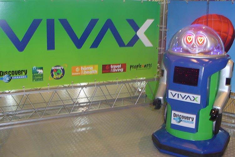 Evento Discovery/Vivax