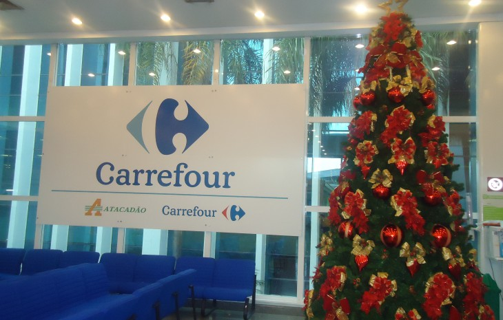 Natal Carrefour 2014