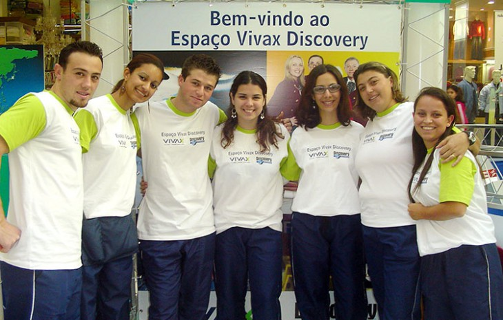 Promotores Discovery/Vivax