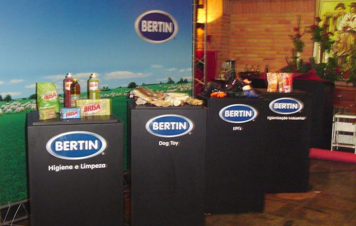 Expositores Bertin