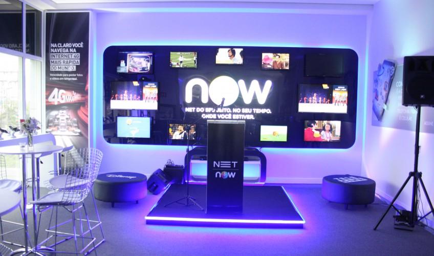 Inauguração NET Alphaville