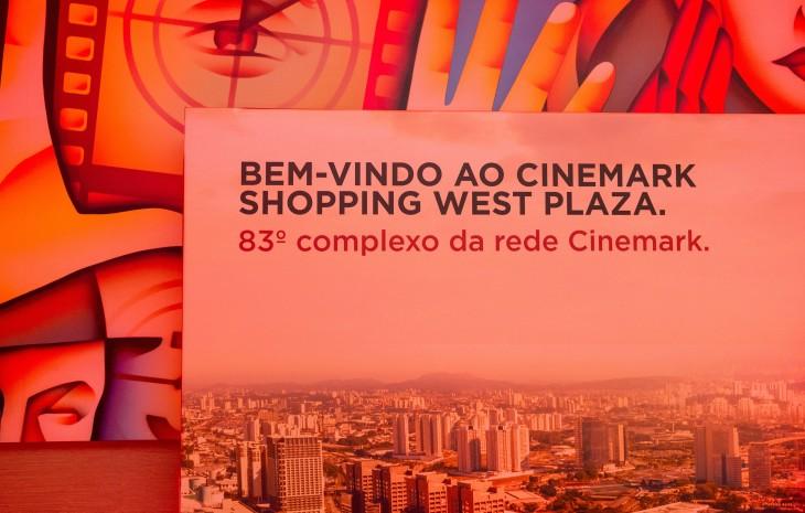Coquetel Cinemark